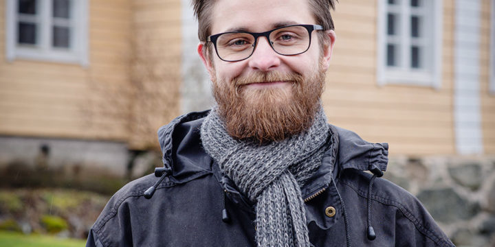 Nuori tekijä – Juho Heikkilä