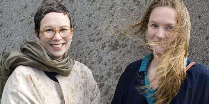 Inni Pärnäsen & Sonja Löfgrenin näyttely Tallinnassa