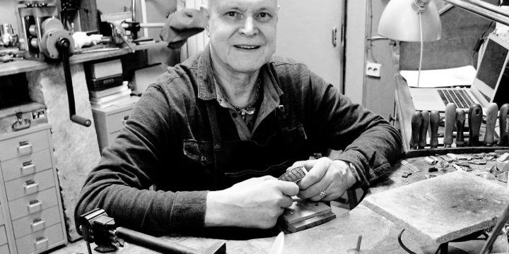Harri Syrjänen – 50 vuotta taidekäsityötä